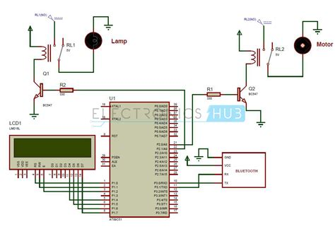 home lighting circuit design my world my rules bluetooth controlled electronic home