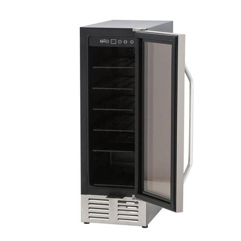 spt 19 bottle counter wine cooler wc 1901us the