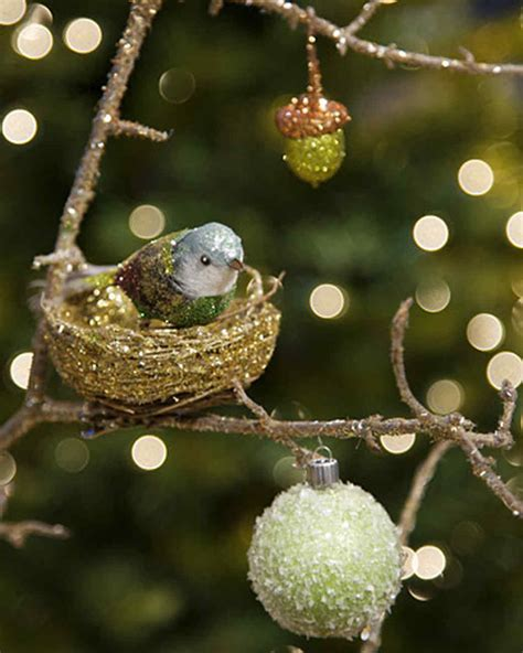 diy ornaments martha stewart glittered ornaments martha stewart