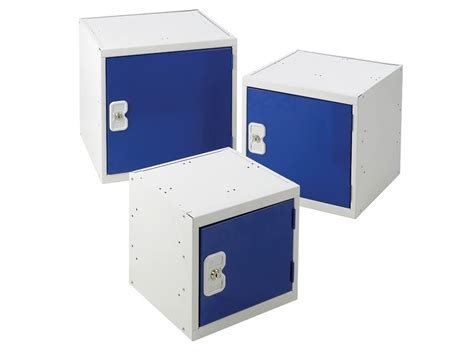 buy nestable security cube lockers free delivery