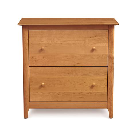 lateral wood file cabinets sale shaker lateral 2 drawer file cabinet made in usa
