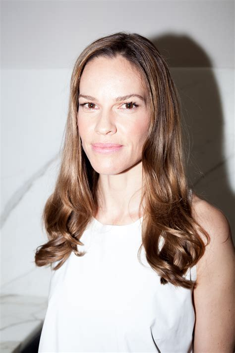hilary swank exercise routine hilary swank s morning routine sounds really great