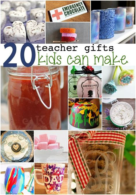 ideas for classroom christmas gifts for toddlers 20 gifts for teachers can make activities for gifts gifts and