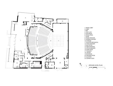theater floor plans 27 best auditorium images on architecture