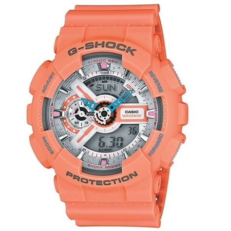 Casio G Shock Ga 110dn 4a casio g shock standard analog digital ga 110dn 4a