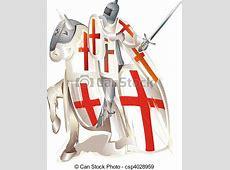 Crusader. Flying Pig Drawing