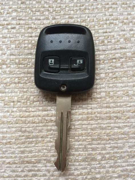 forester sti key fob battery replacement page 2