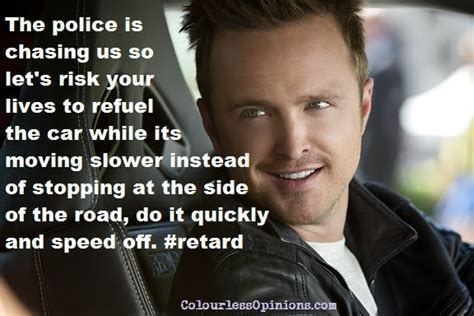 quotes film need for speed aaron paul quotes image quotes at relatably com