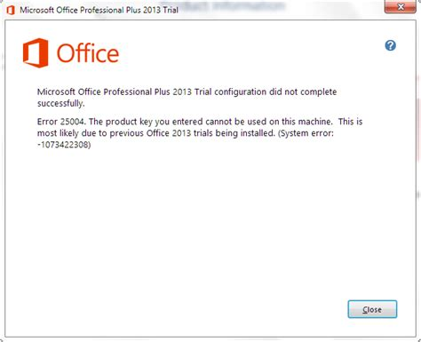 Office 2013 Trial by Microsoft Office Professional Plus 2013 Trial