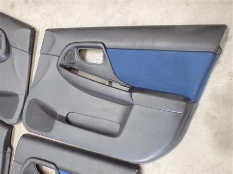 service manual 2002 subaru impreza remove door panel removing inner door panel on a 2001