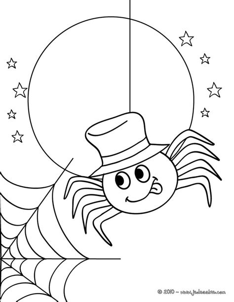 coloring pages halloween spiders halloween spider coloring pages az coloring pages