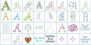 embroidery templates letters alphabets and vintage monograms machine embroidery designs