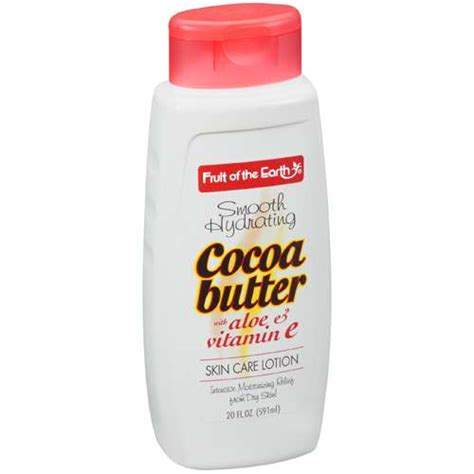 fruit of the earth store fruit of the earth cocoa butter