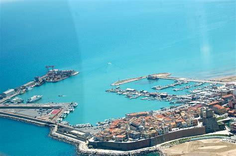 termoli porto fondali porto di termoli imprenditori e marineria