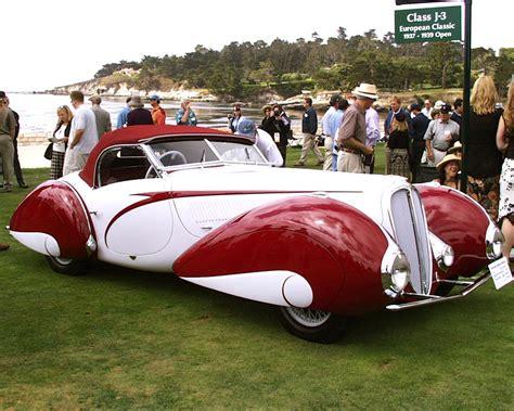 Zweifarbig Lackieren Auto by Classics Pebble Beach Concours D Elegance 2000