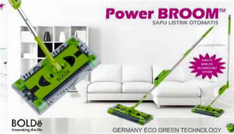 jual sapu vacuum power broom bolde tokorida