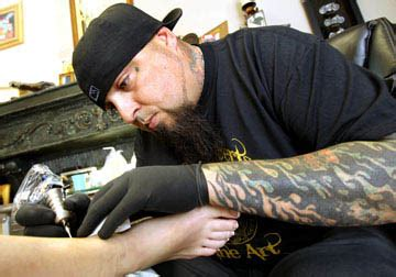 tattoo parlor waco tattoo artists to show their chops at waco convention