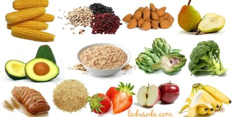 fibre alimentare 10 aliments contenant des fibres pour mincir perdre 10