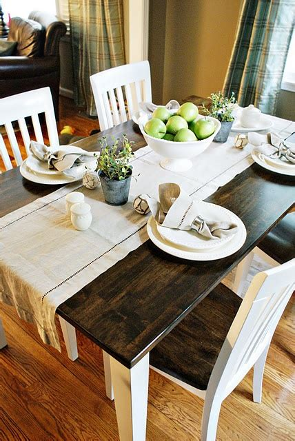 Refinish Dining Room Table Kitchen Pinterest Refinish Dining Table