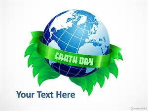 earth powerpoint template free ecology powerpoint templates myfreeppt