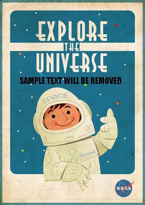 nasa printable poster space planet earth moon nasa astronaut ufo a4 poster print