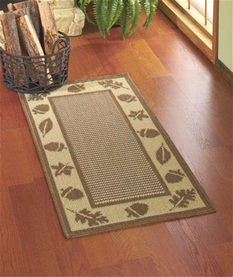 outdoor themed area rugs attractive durable indoor outdoor harvest themed area rug 59 quot x 84 quot ebay