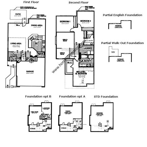 juniper floor plan juniper model in the river mist on the fox subdivision in