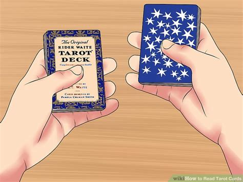 tarot for your self 5 ways to read tarot cards wikihow