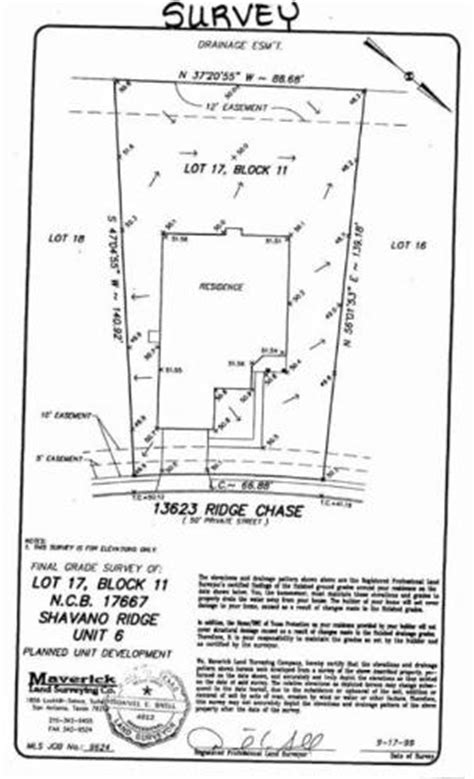 house survey decks com site plan