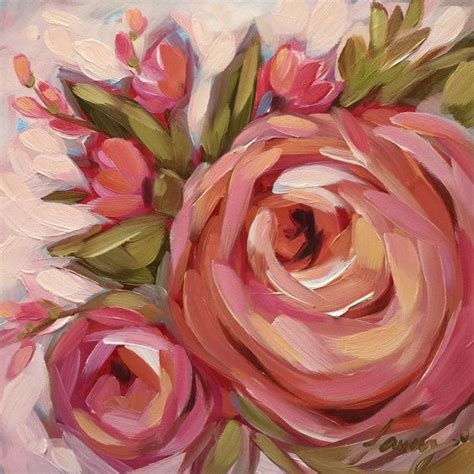 paintings of flowers 25 best ideas about paintings of flowers on