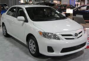 2011 Toyota Le Toyota Corolla Le Autos Post