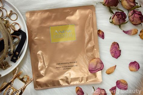 review avon anew essential youth maximising sheet mask