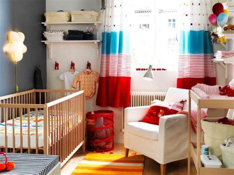 Ikea Nursery Curtains 25 Modern Nursery Design Ideas