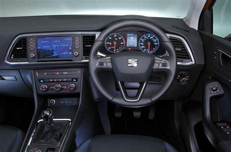 Interior Design Soft by Seat Ateca Review 2017 Autocar
