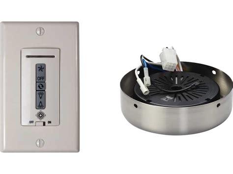 monte carlo fan remote monte carlo fans hard wired wall remote control receiver