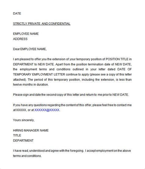 Offer Letter Format In 31 Offer Letter Templates Free Word Pdf Format