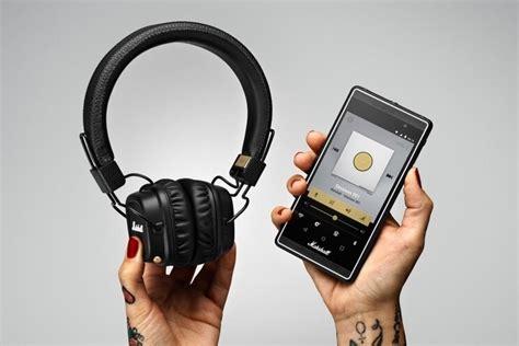 Marshall Major Headphones marshall major ii headphones clad
