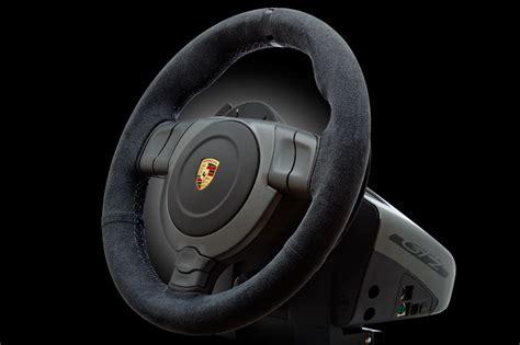 volanti per xbox 360 fanatec presents porsche 911 gt2 gaming wheel autoevolution