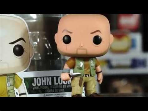 Funko Pop Promotion Set Lost funko pop lost locke