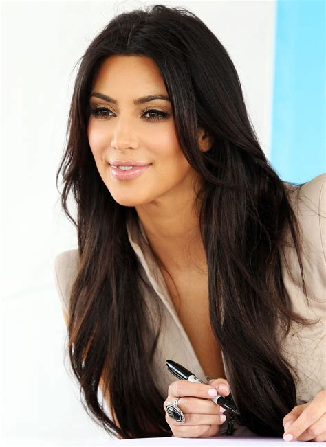 kim k hairdryer kim kardashian natural makeup romance and beauty
