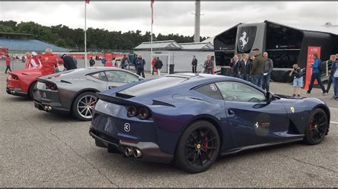 Ferrari 812 Superfast Youtube by 2018 Ferrari 812 Superfast X3 70 Years Ferrari Hhr