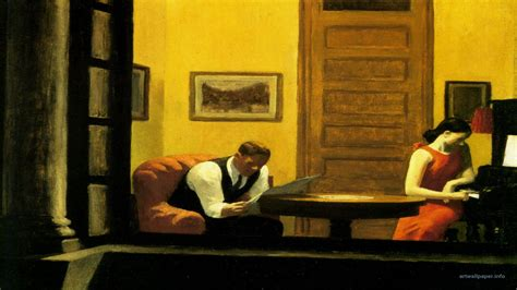 room in new york edward hopper muddy colors artist of the month edward hopper