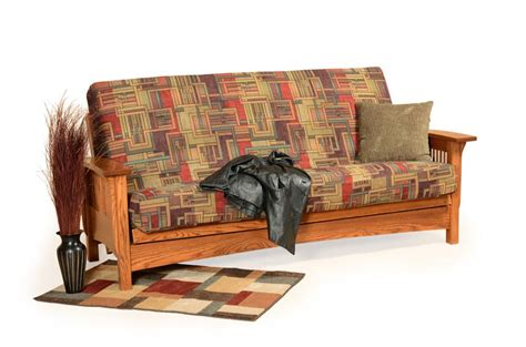 Mission Futon by Mission Futon Chair Roselawnlutheran
