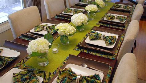 ideas for a dinner party at home table setting ideas for dinner party touch like these