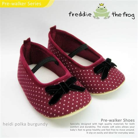 Sepatu Bayi Valerie Black Prewalker Shoes prewalker shoes sandals by freddie the frog jce shop