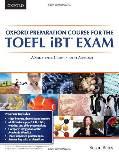 Oxford Preparation Course For Toeic Test oxford preparation course for the toefl ibt a skills based communicative approach student