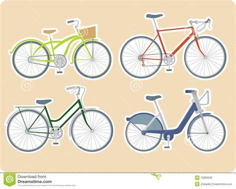 Imagenes De Varias Bicicletas | varias bicicletas fotos de archivo imagen 19369583