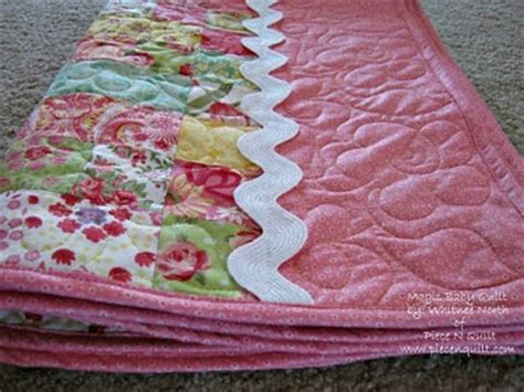 How Many Jelly Rolls To Make A Baby Quilt by Magic Jelly Roll Quilt Favequilts