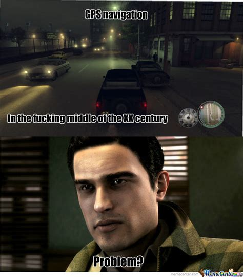 Mafia Meme - mafia ii logic by padobear2 meme center
