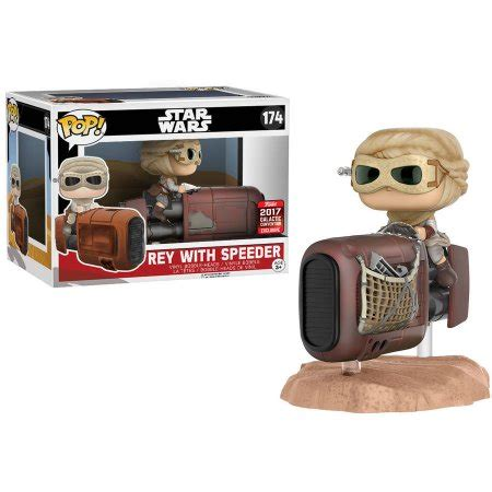 Funko Pop Wars Episode 7 The Awakens Luke Skywalker funko pop deluxe wars episode vii the awakens vinyl figure with speeder galactic